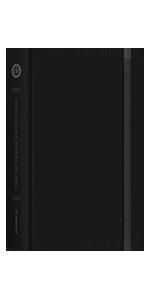 Single Column Journaling Bible, Original, Black