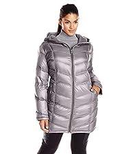 Plus Size Down Coat