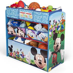 Mickey TB84847MM Meuble de Rangement Delta Children