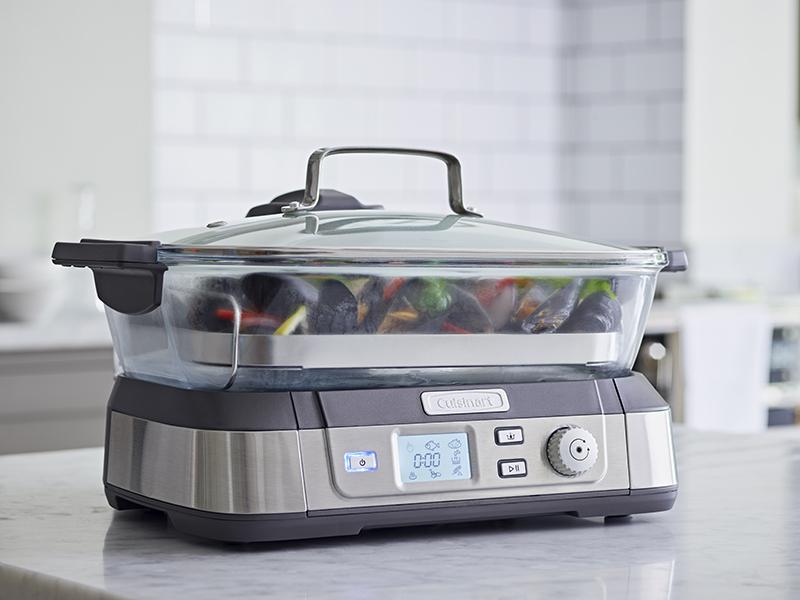 STM1000E, cuiseur vapeur, cuisson vapeur, Cuisinart
