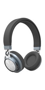 Blaupunkt BLP4100 Auricular Diadema Negro Auriculares