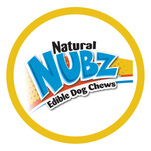 Amazon.com : Nylabone Natural Nubz Edible Dog Chews 22Ct
