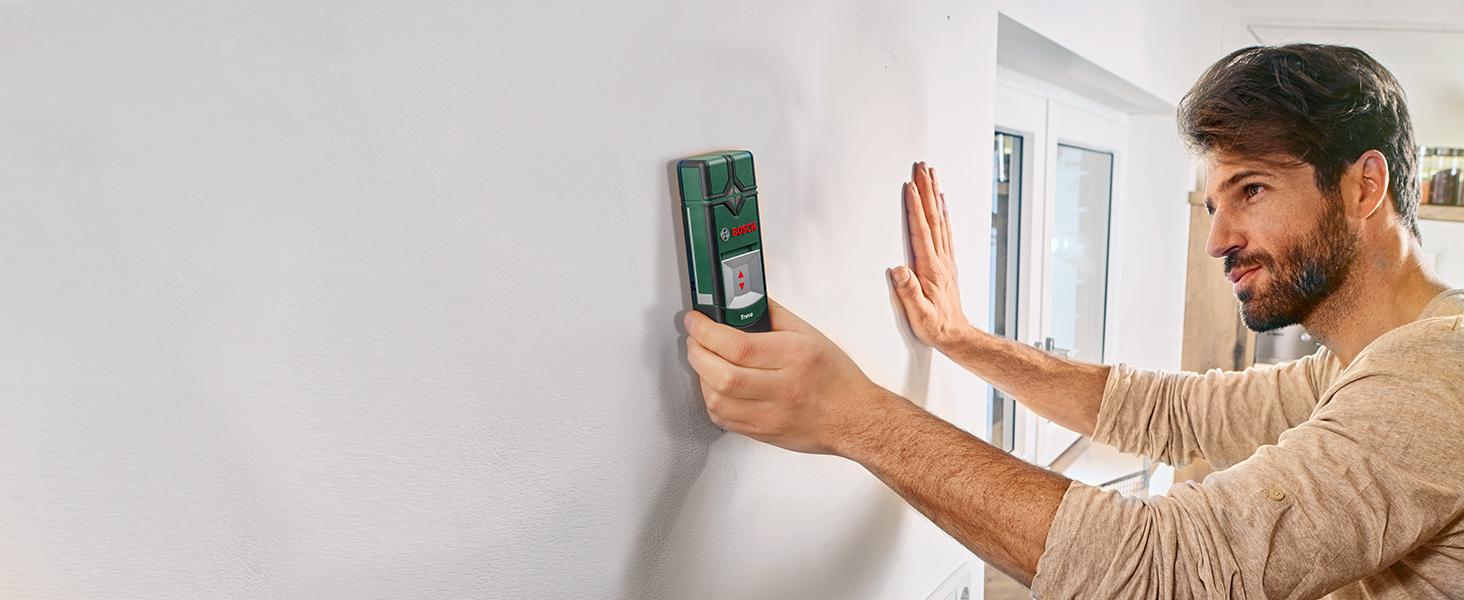 Bosch TRUVO Cable /& Tuyau Mur Détecteur