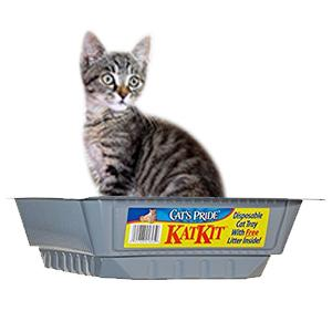 Cat S Pride Disposable Litter Box
