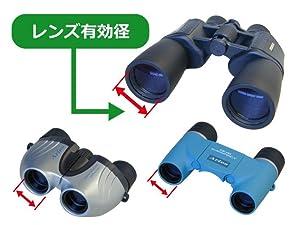 MIZAR MIZAR-TEC ミザール ミザールテック 双眼鏡 有効径 レンズ