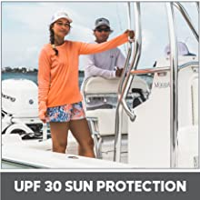 UPF 30 Sun Protection