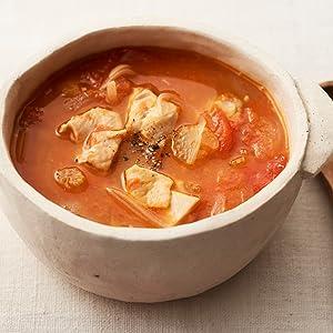 無水トマトスープ