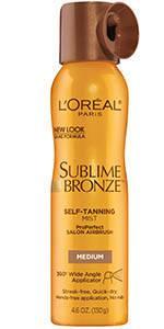 self tanner, airbrush tanning