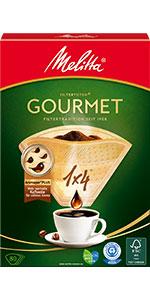Sacs filtrants Gourmet