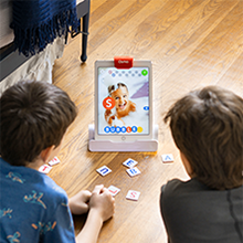 visual solving problems with osmo and genius starter kit + family games word games online