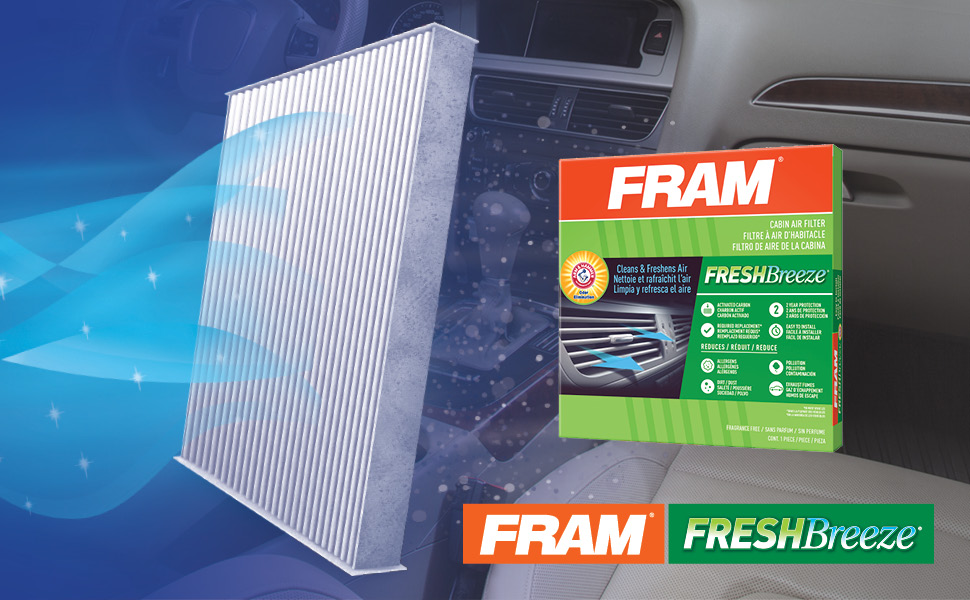 FRAM Fresh Breeze