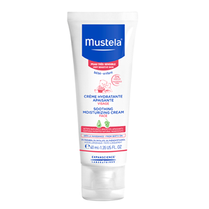 Mustela Soohting face cream