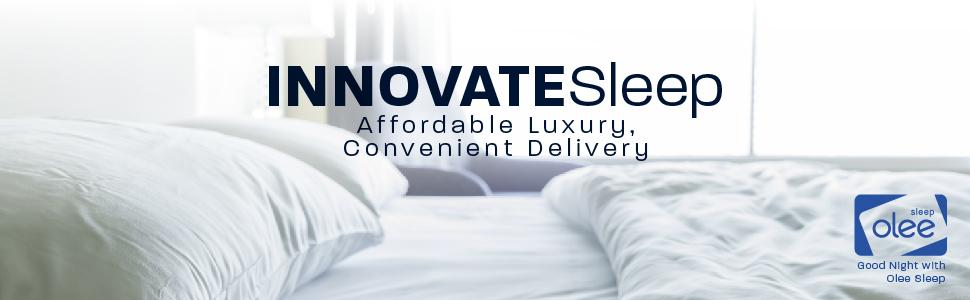 Innovate Sleep: Affordable Luxury, Convenient Delivery