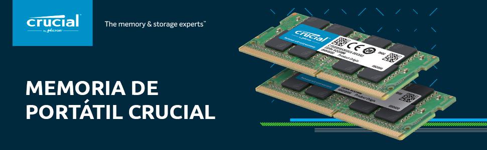 Crucial CT16G4SFD824A Memoria RAM de 16 GB (DDR4, 2400 MT/s, PC4 ...