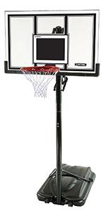 Lifetime 71524 Height Adjustable Portable Basketball Hoop