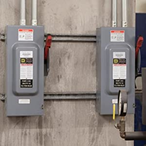 Safety Switch Application