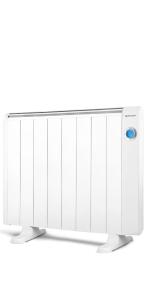 emisor 1500w, emisor orbegozo, emisor electrico, calefactor, radiador electrico, emisor bajo consumo