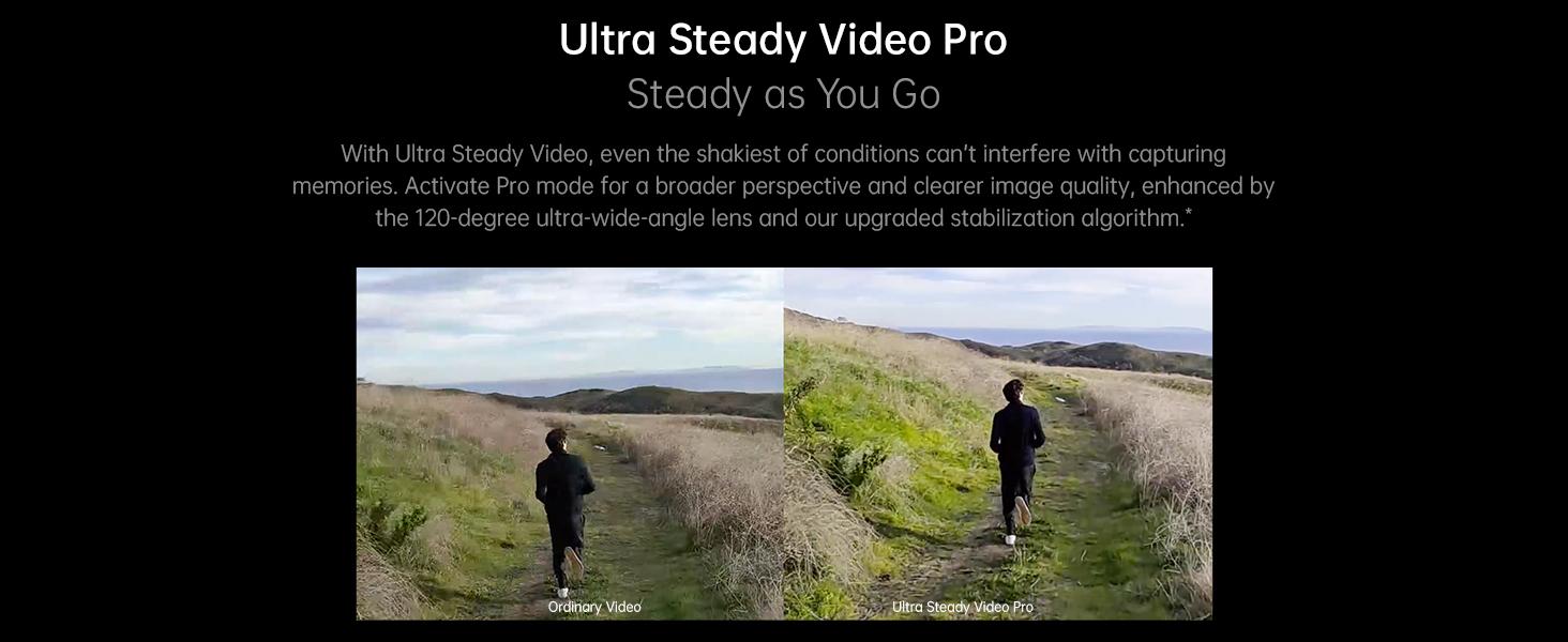 Ultra Steady