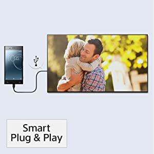 Smart Plug & Play: A smarter way to enjoy your smartphone