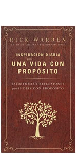 purpose, PDL, Rick Warren, Purpose Driven Life, life, identity, Spanish, daily inspiration
