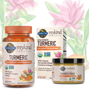 garden of life mykind organics turmeric