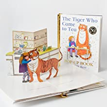 Tiger, Pop-up, Celebrate, Anniversary, Tea