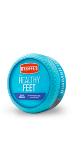 O'Keeffe's Healthy Feet Foot Cream, 3.4oz Jar