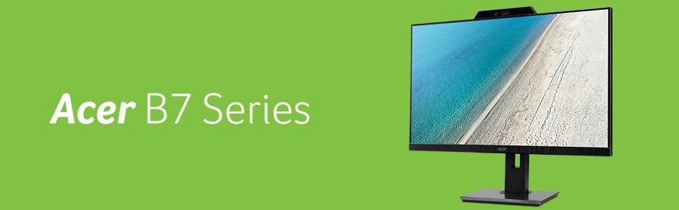 Acer B247Y IPS Full HD Webcam Adaptive-Sync 23.8