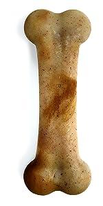 Indestructible dog bone, dog chew, made in usa dog toy, dog chews for big dog, large bones for dogs