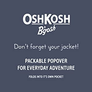 Packable Jacket Instructions - Front