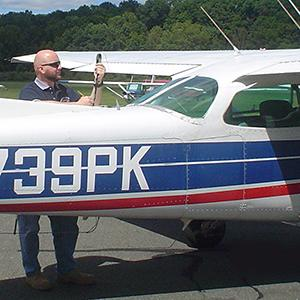 Kestrel 2000 works well with Aviation