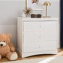 delta children changing dresser baby furniture storage home kids living space nursery