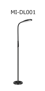 LED Floor Lamp for office living room bedroom reading standing lamp task craft sewing study lamp