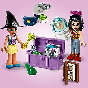 LEGO, Friends, costumes