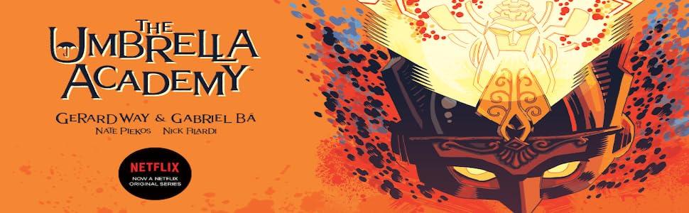 Umbrella Academy, Hotel Oblivion, Apocalypse Suite, Dallas, Gerard Way, Gabriel Ba, Graphic Novel