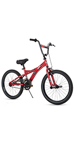Huffy Ignyte red boys bike