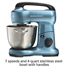 variable speed stand mixer