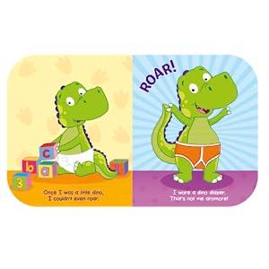 Dino Potty spread example