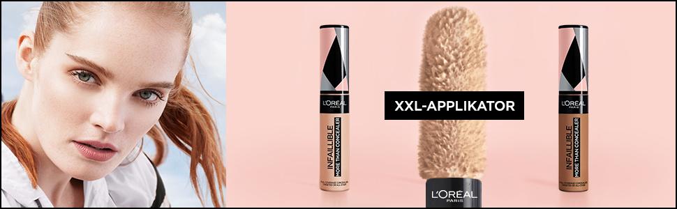 L'Oréal Paris Infaillible More Than Concealer. Productdetails: