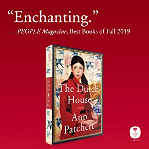 The Dutch House by Ann Patchett Read with Jenna Today Show pick People Magazine Best Books of Fall