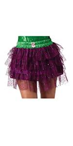 Joker Ruffle Skirt