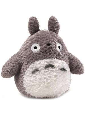 "GUND Fluffy Totoro Stuffed Animal Plush, Gray, 9"""