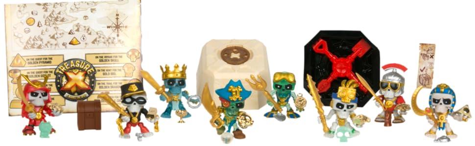01b283542f67 Amazon.com  Treasure X Adventure Pack – 2 Pack  Toys   Games