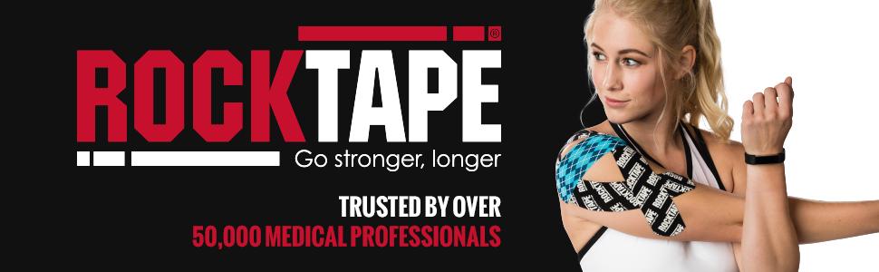 Rocktape, kinesiology tape