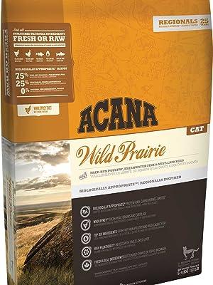 Acana Wild Prairie, Acana Wild, Acana Prairie, Acana para gatos, Acana Wild