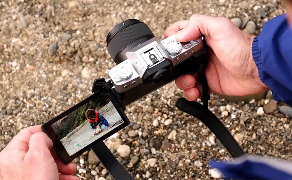 Vari-angle LCD;Tilting LCD