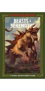 Beasts and Behemoths, dnd, d&d books