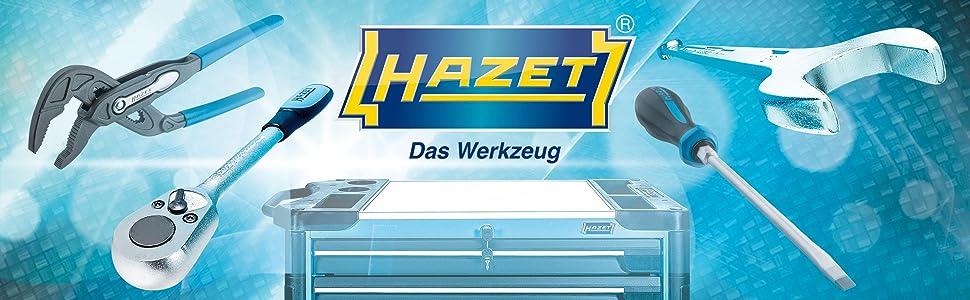 HAZET - Premium Werkzeuge von Profis, für Profis