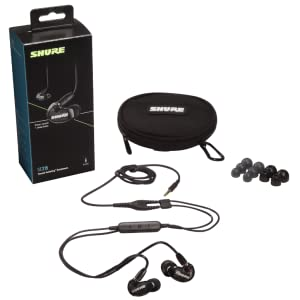 shure se215 se425 se535 uni sound isolating earphones