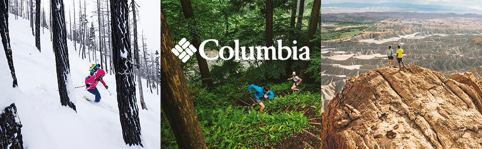 Columbia Peak to Point EK0029 Pantalones 3//4 Mujer